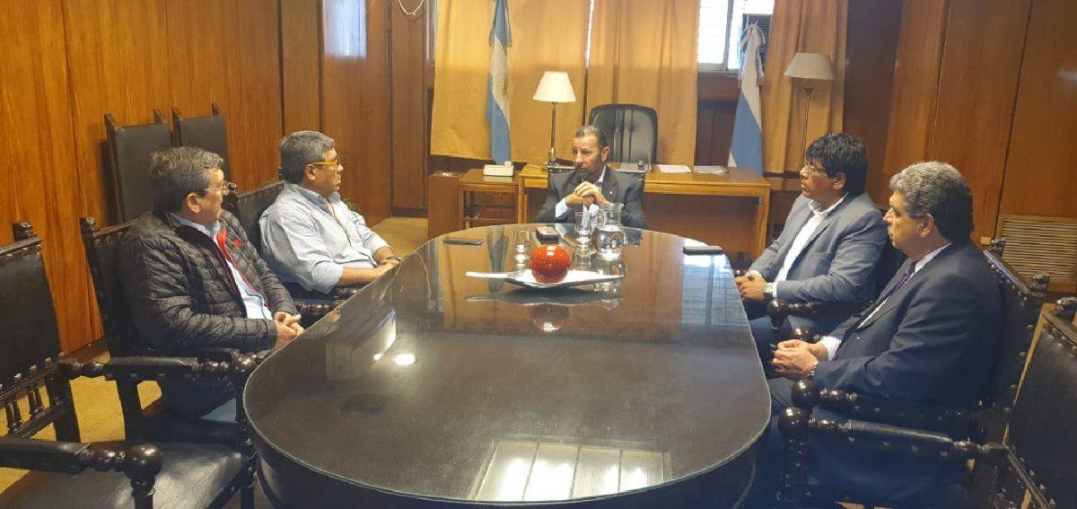 Fernando Juri convocó de urgencia a la comisión de Transporte
