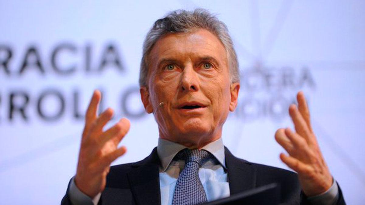 Macri no reconoce por ahora como presidenta a Jeanine Áñez