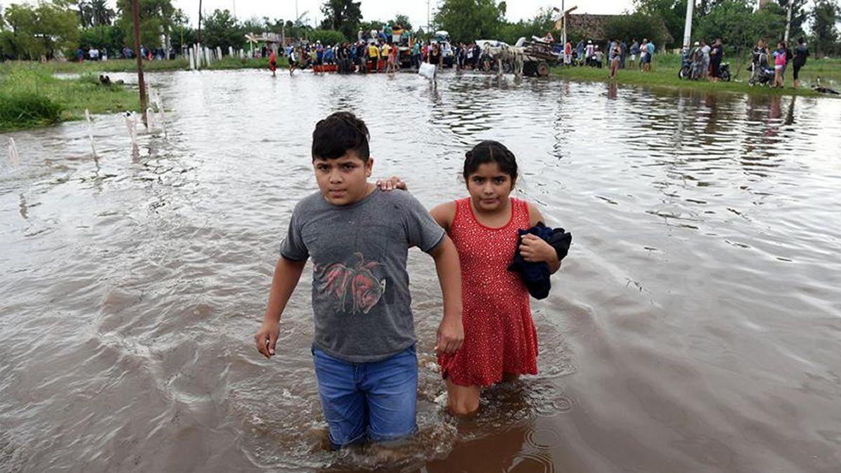 Gran problemática: ¿porqué se inunda tan rápido Tucumán?