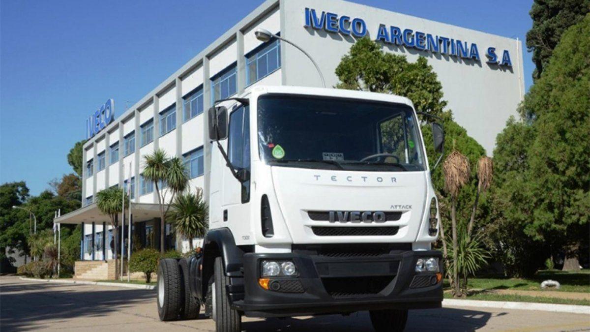Iveco suspenderá actividades en Córdoba: 2000 afectados