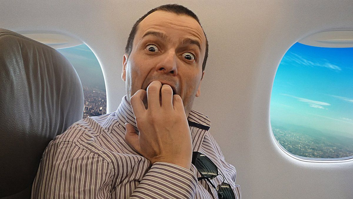 Pánico a volar: ¿Quéres perder el miedo?
