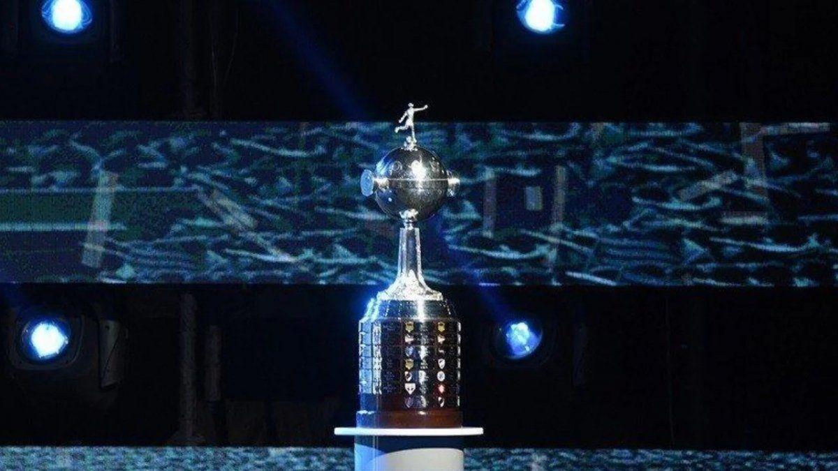 La codiciada Copa Libertadores