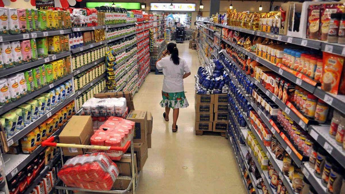 La inflación de octubre fue del 3,3% y trepó a un 42,2% en 2019