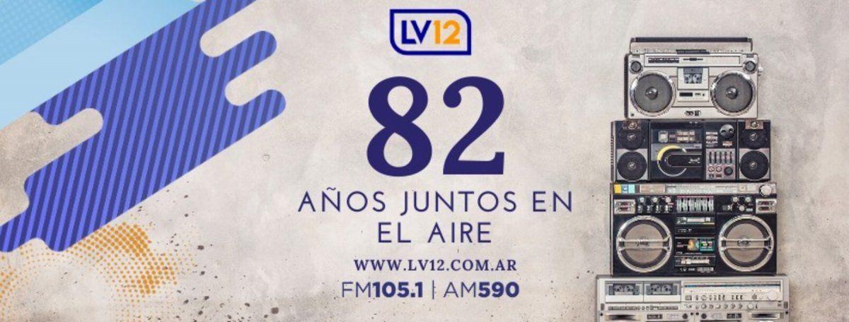 LV12 cumple 82 años y sigue llenando de magia el aire