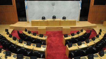Convocan a labor Parlamentaria para el martes