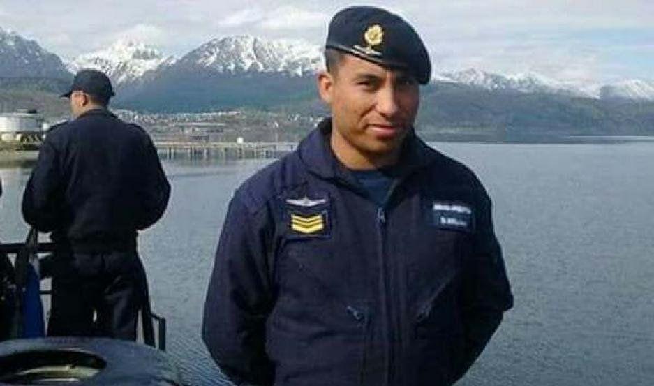 Sudor y lágrimas: la historia del único santiagueño en la Armada