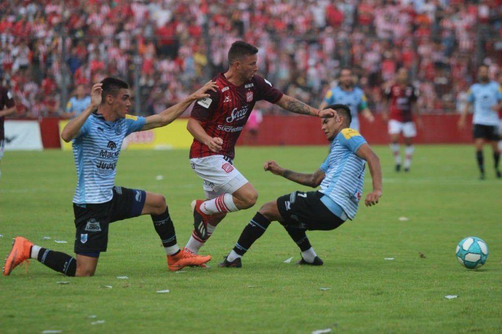 Puede venir el Milan a buscar a Pons, pero él es San Martín