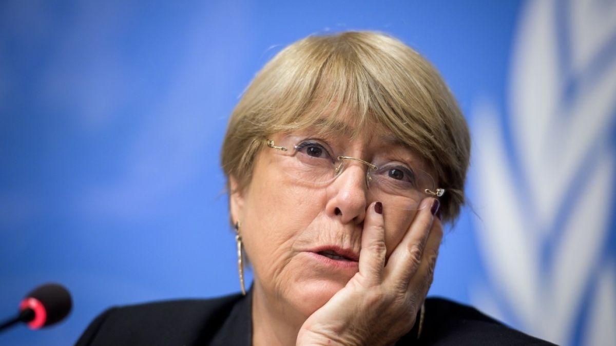 Verónica Michelle Bachelet Jeria médica y política chilena.