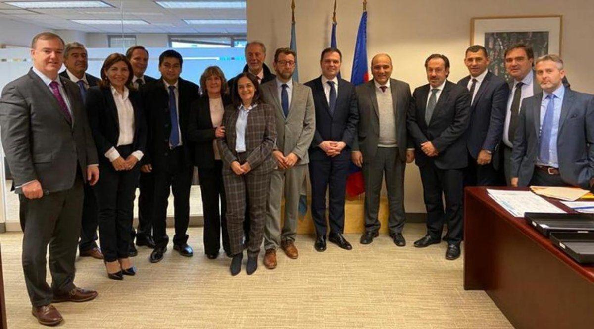 Juan ManzurInteresados en acrecentar los vínculos con el BID