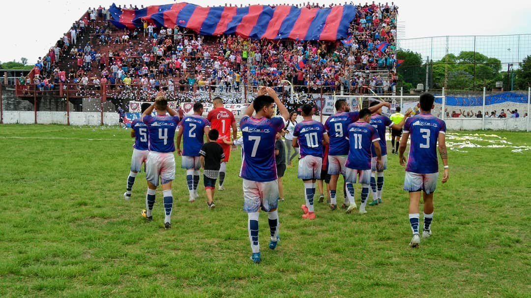 San Lorenzo de Delfín Gallo es de Primera