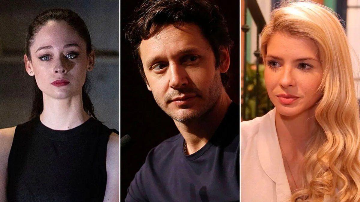 La actriz española Elena Rivera quedó involucrada en la crisis de pareja que viven la ex Casi Ángeles y el actor trasandino