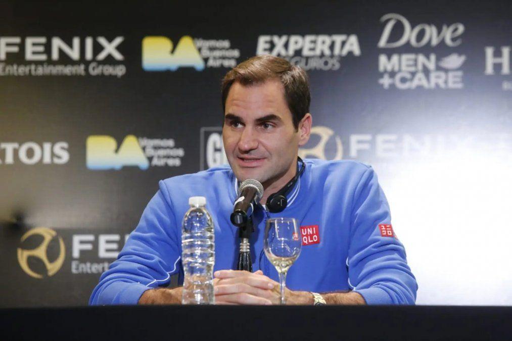 El rey del tenis en Argentina