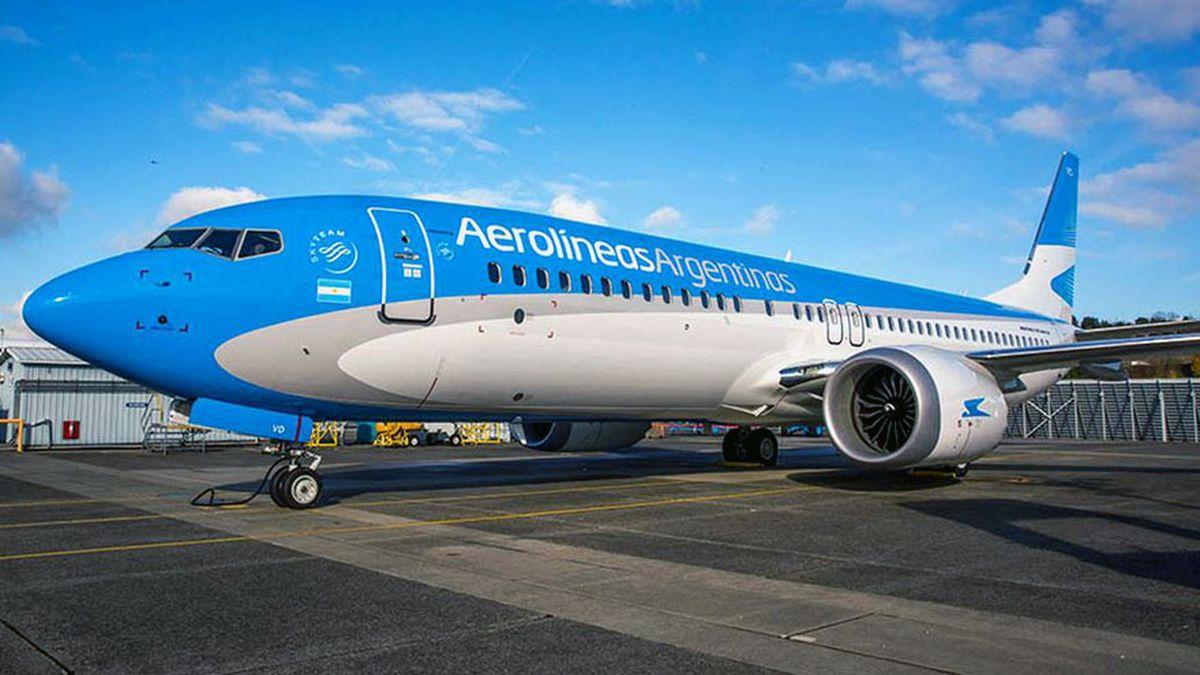 Renunció el presidente de Aerolíneas Argentinas