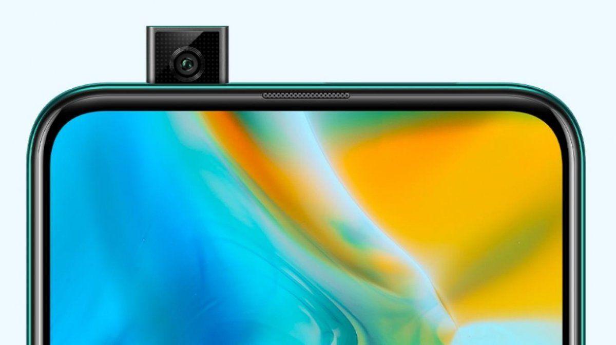 El P Smart Z de 2019 (en esta imagen) tiene una cámara pop-up; ¿además será giratoria en el modelo de 2020?