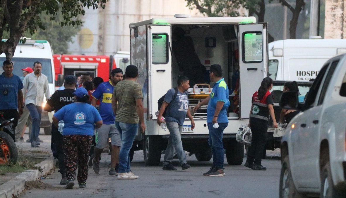 Se espera un nuevo reporte y la identificación de los cuerpos calcinados