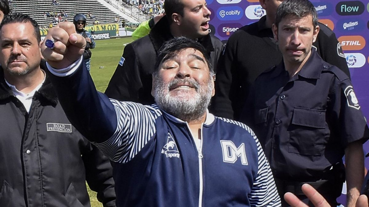¿Vuelve Diego a Gimnasia?