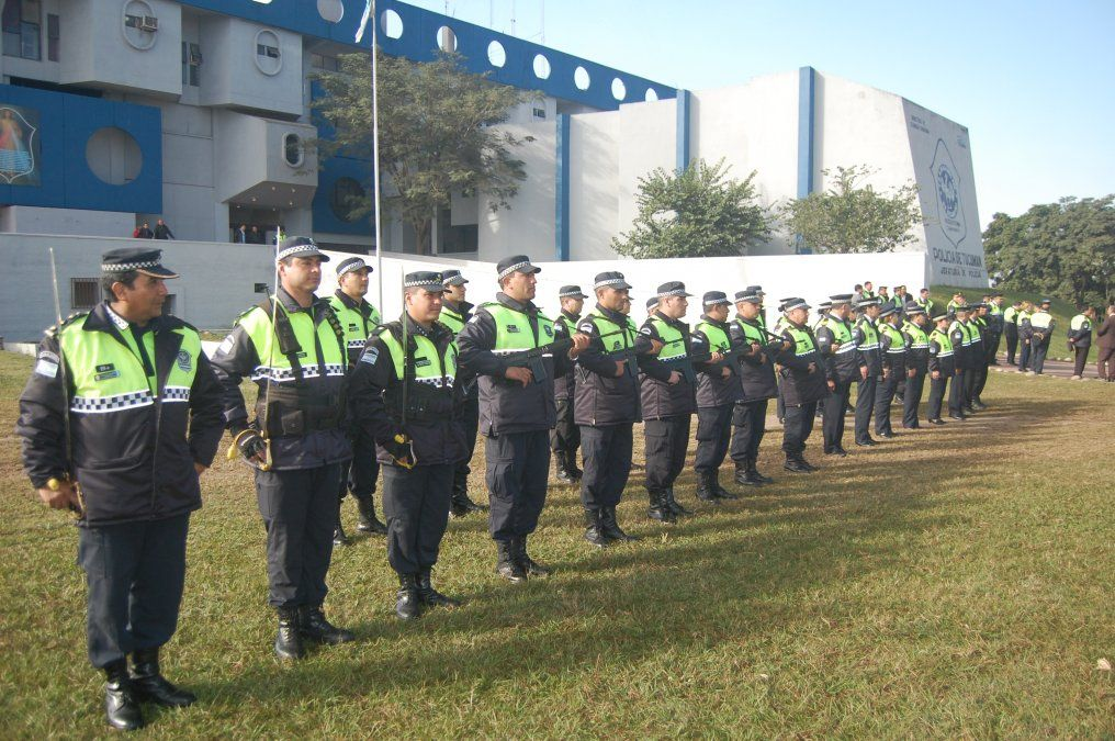 La policía obtuvo un premio en el concurso de análisis delictual