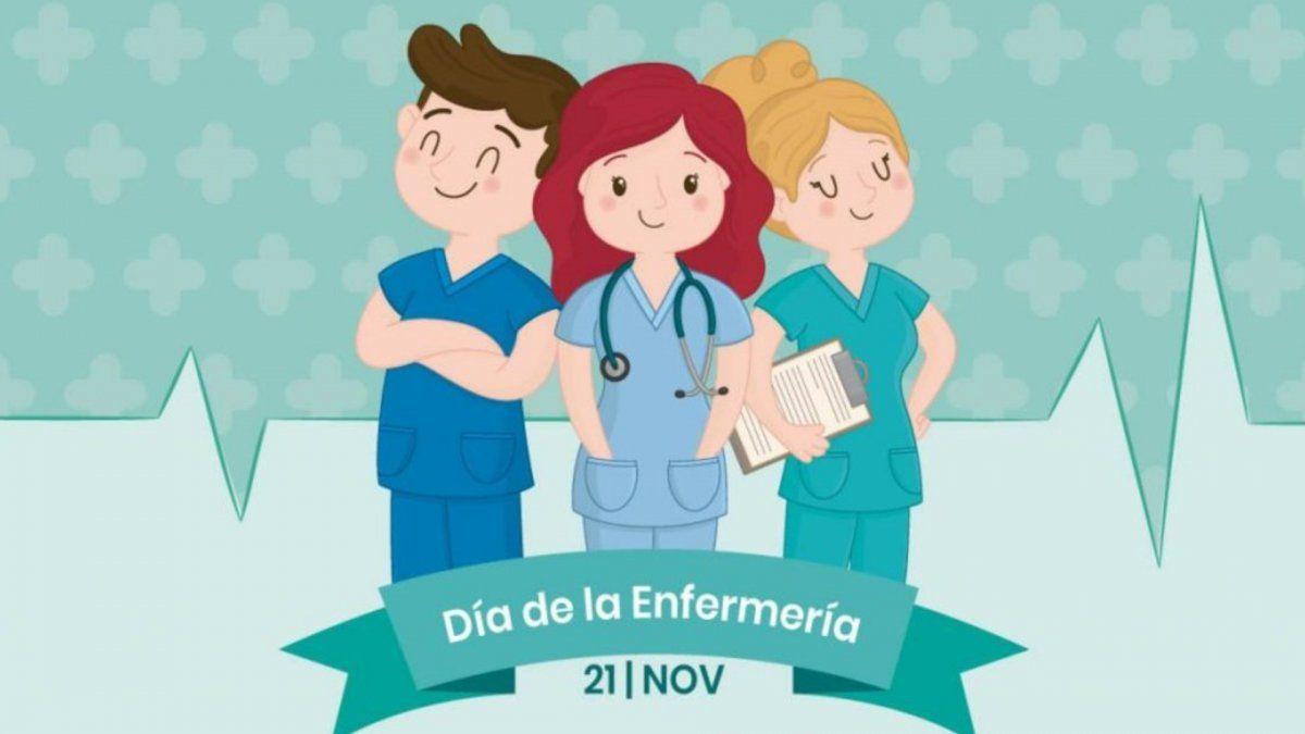21 de noviembre día de la Enfermería