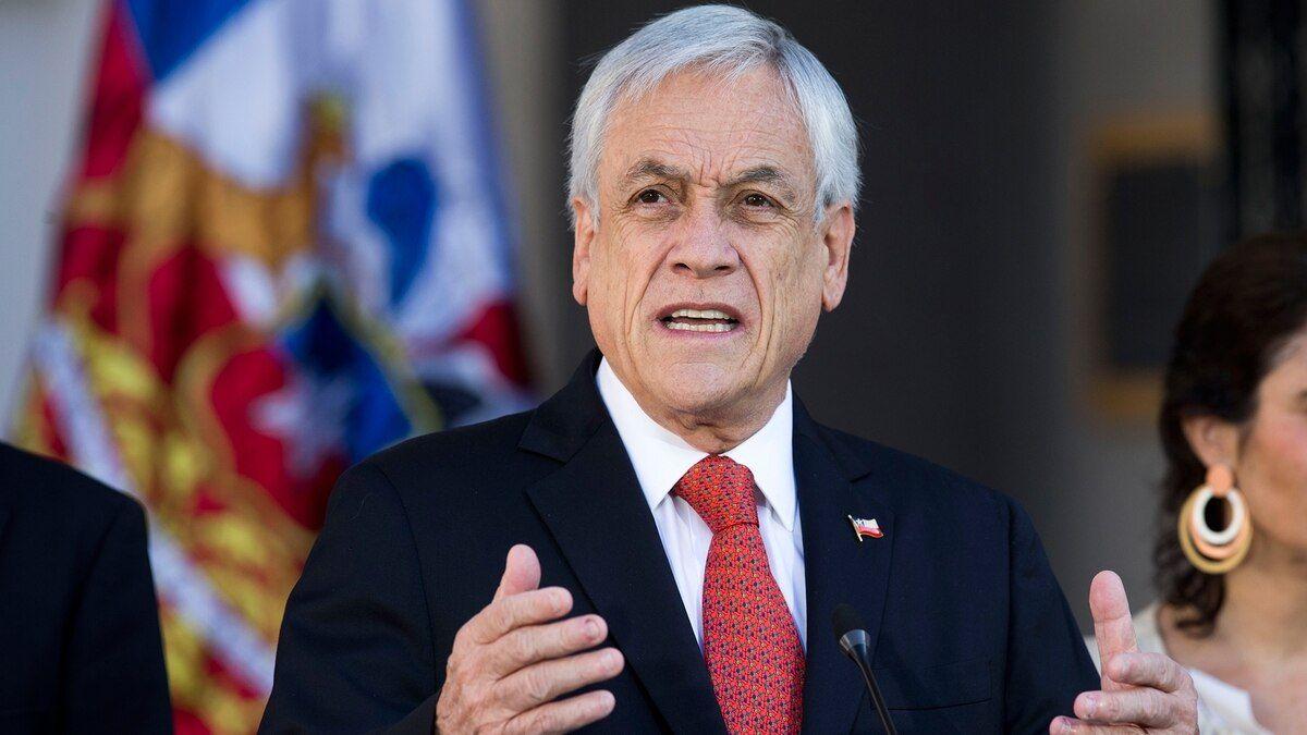 Piñera tildó de irresponsable el informe de Amnistía Internacional
