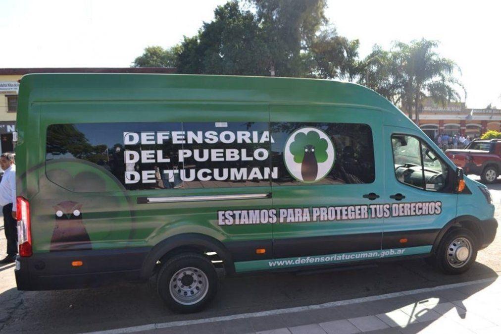 La Defensoría del Pueblo atenderá en plaza Independencia