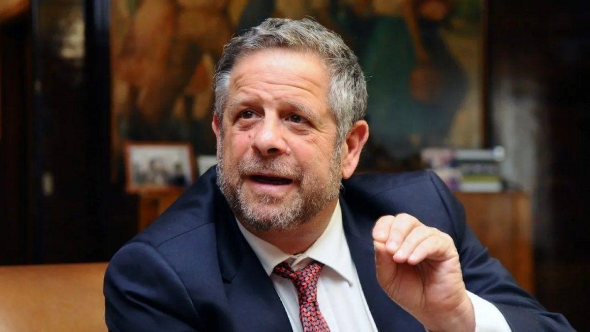 Renunció el secretario de Salud Adolfo Rubinstein