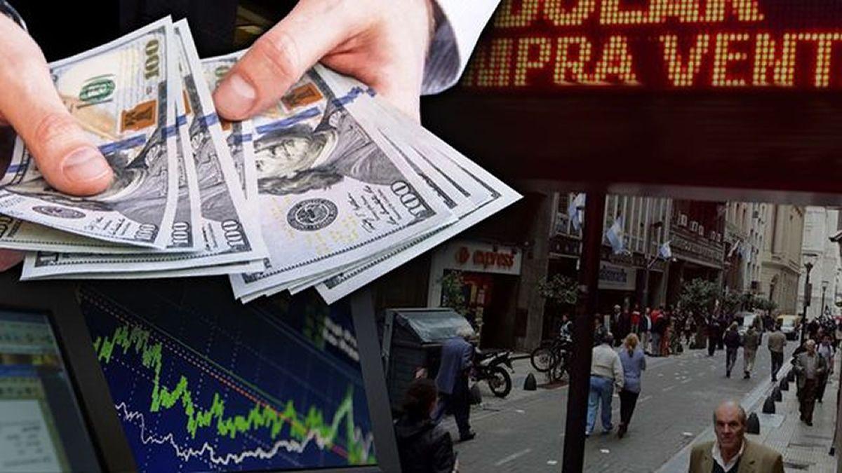 El dólar blue se disparó y alcanzó su mayor valor en octubre