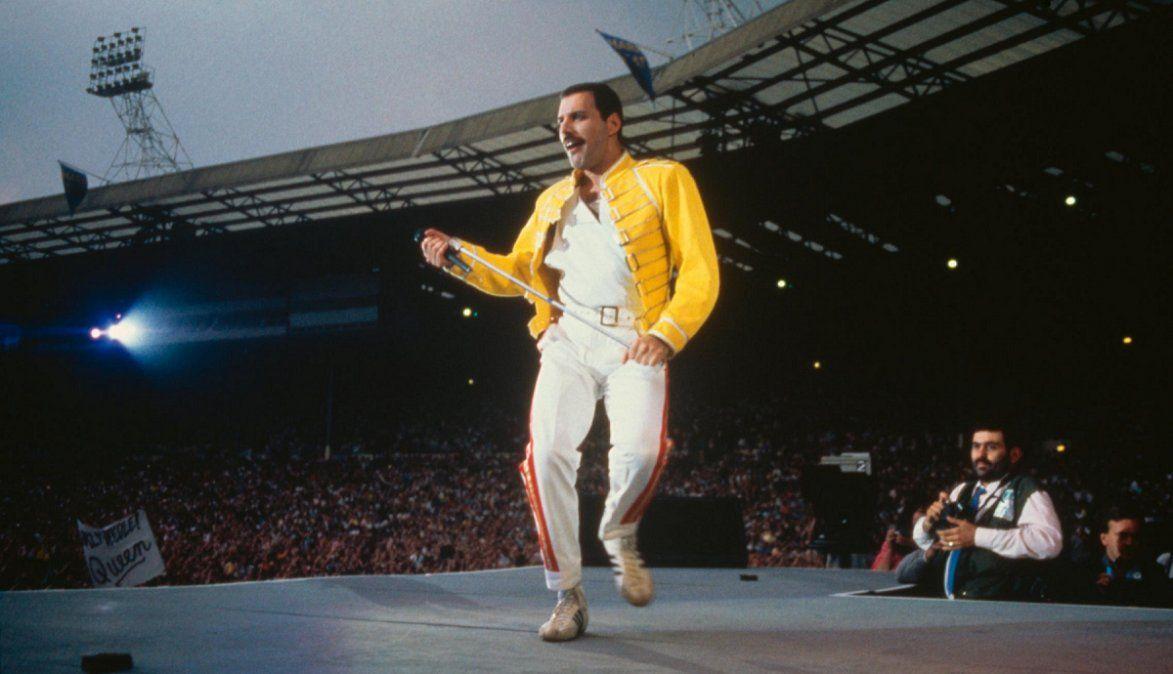 Hace 28 años se apagó la luz de Freddie Mercury