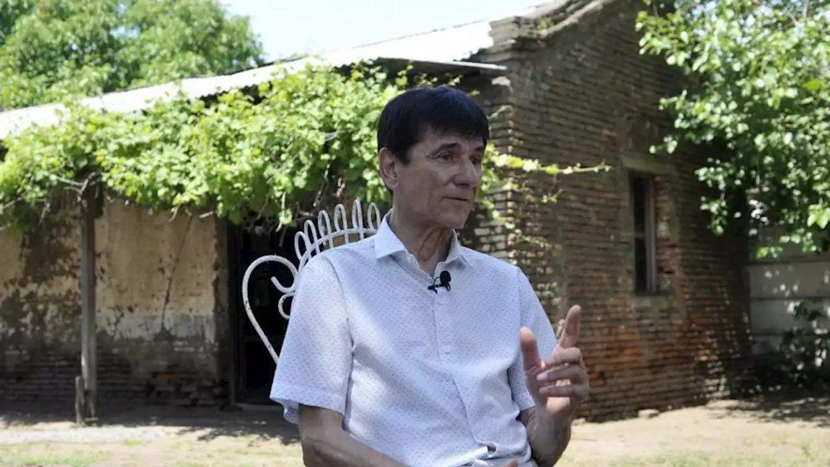 Increíble historia: Chinchu pasó de la calle a ser intendente