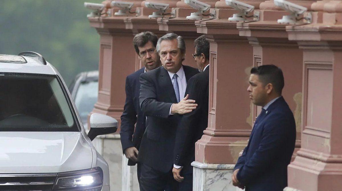 Alberto Fernández definirá a su Gabinete el 6 de diciembre
