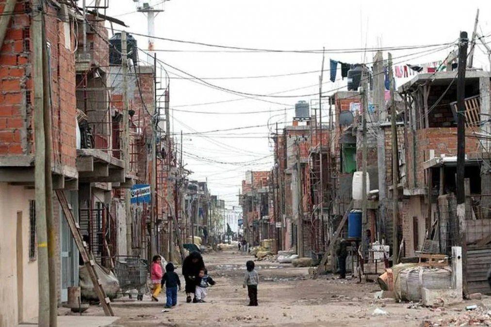 La pobreza alcanzará a fin de año al 38% de la población