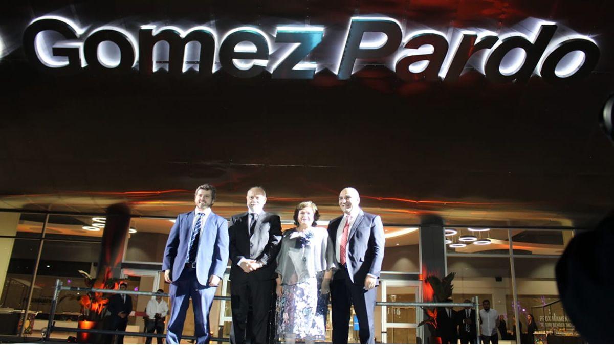 Inauguraron el moderno supermercado Gómez Pardo en Yerba Buena