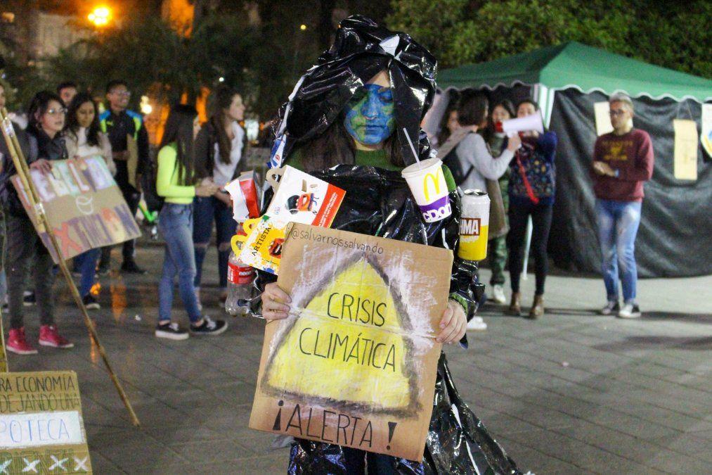 Tucumán se moviliza por la crisis climática