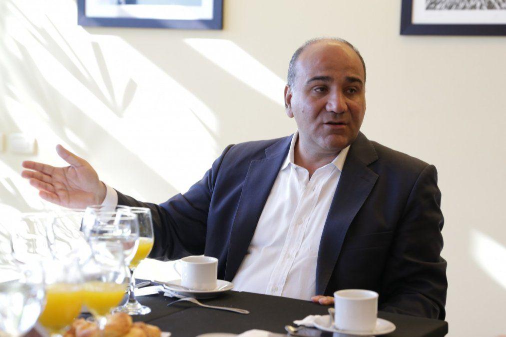 Manzur firmó cuatro pliegos para el Poder Judicial