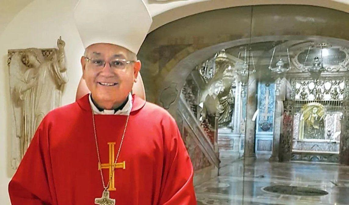 Melitón Chávez inicia hoy su misión de obispo coadjutor en Concepción