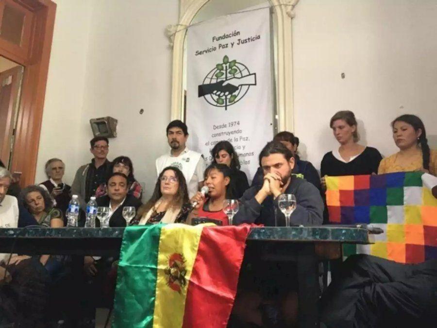 Delegación argentina denuncia torturas a niños y adultos