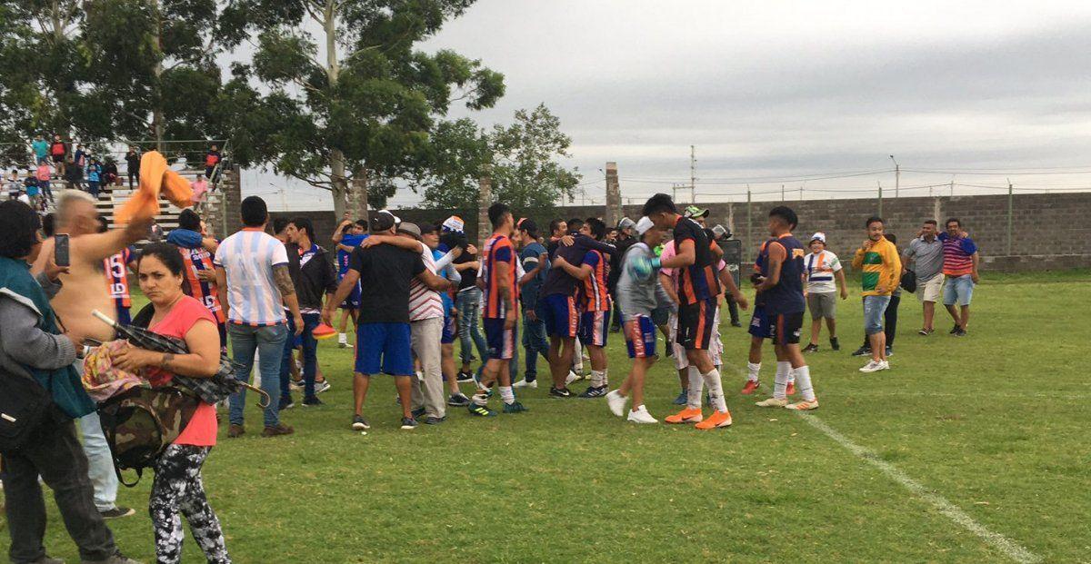 Deportivo Llorens hizo historia y es el primer finalista