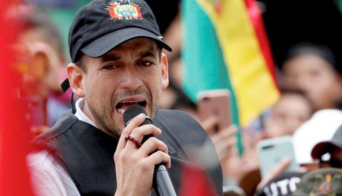 Quiero que Evo Morales