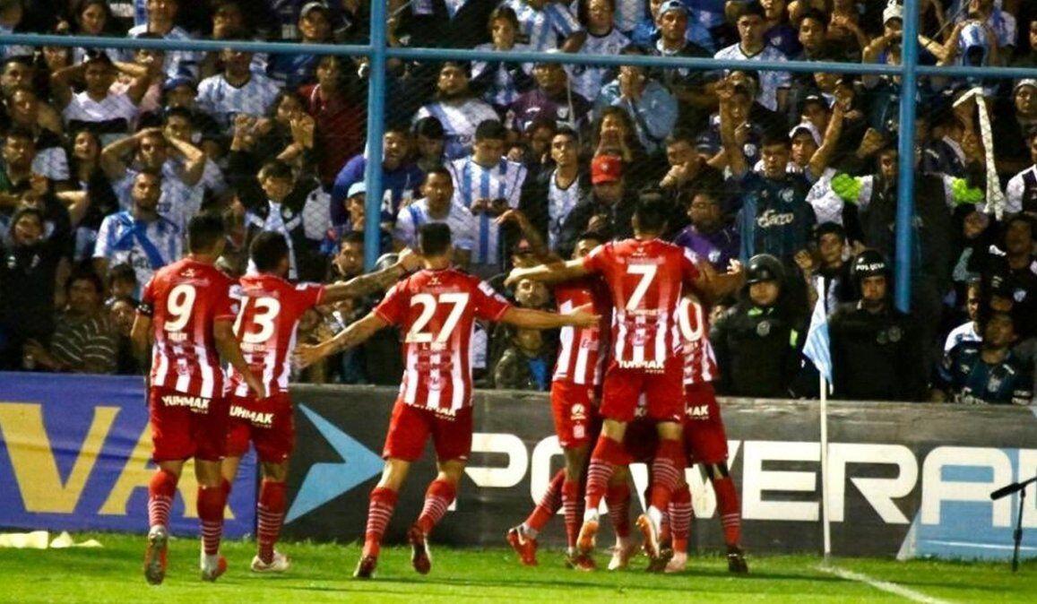 San Martín y una victoria inolvidable ante Atlético