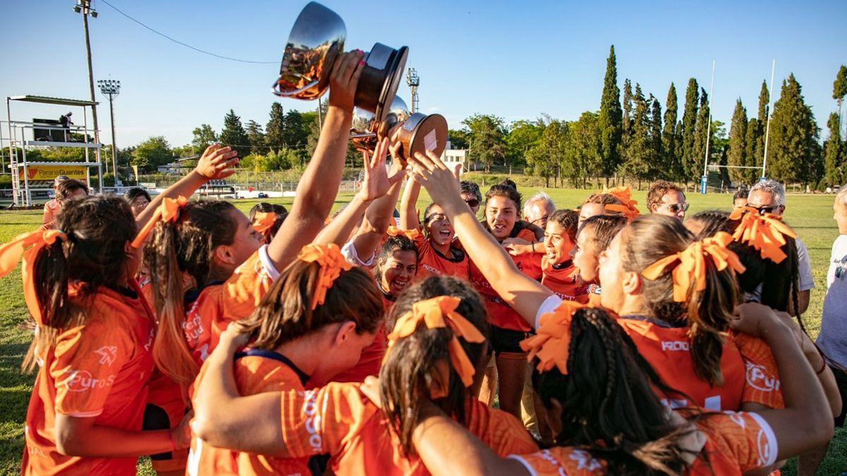 Rugby femenino: Tucumán se quedó con el Seven de la República