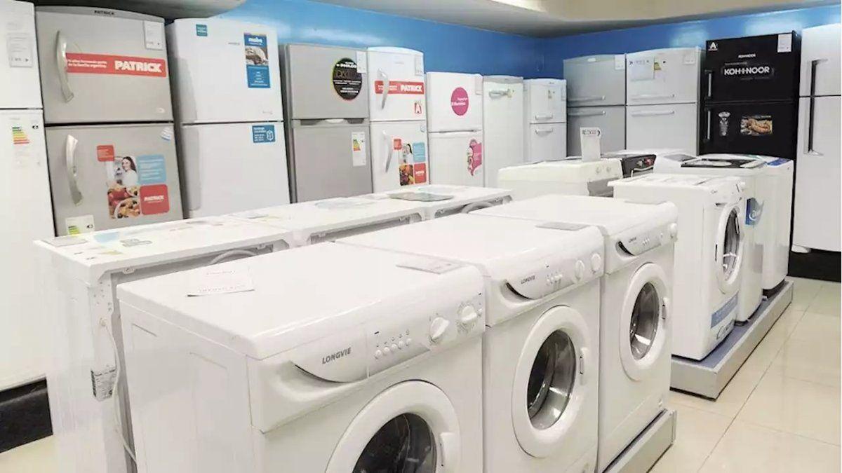 Calculan que cayó 27% la venta de electrónicos y electrodomésticos