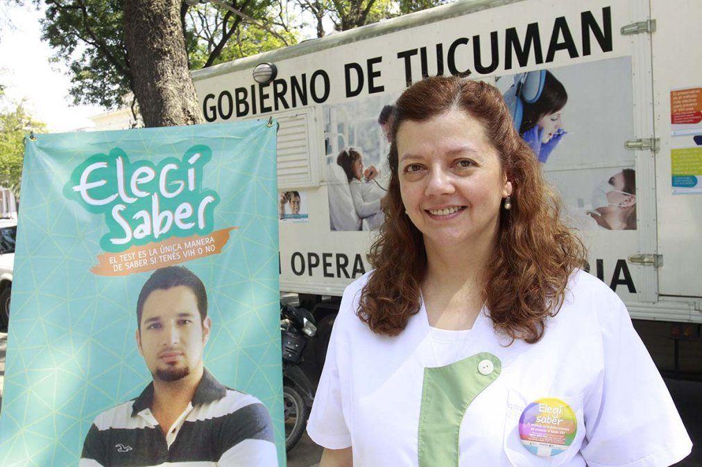 En Tucumán no ha faltado nada, el Gobierno nos aseguró todo