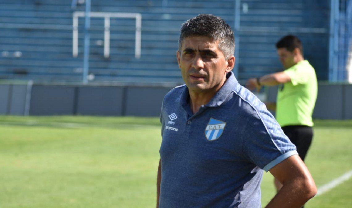 Martín Anastacio, la fórmula del éxito en la Liga Tucumana
