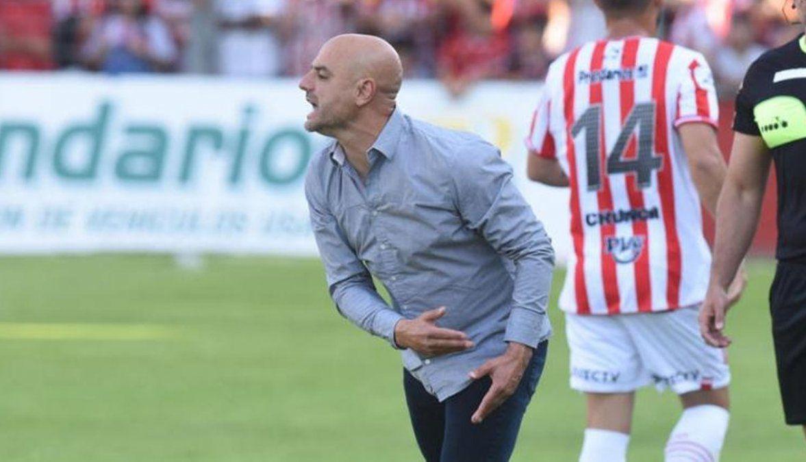 Favio Orsi palpita un partido complicado ante Gimnasia