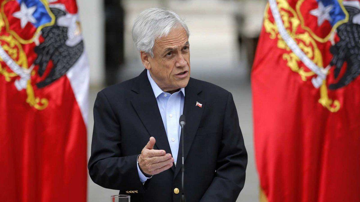 La imagen de Piñera alcanza un nuevo mínimo histórico