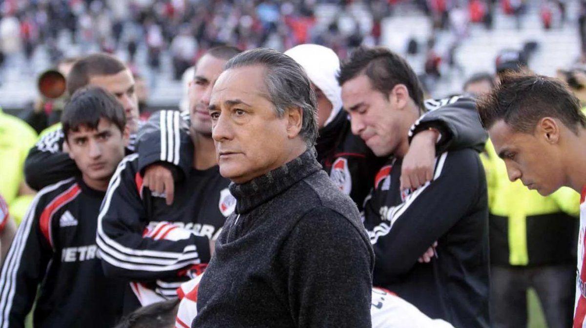 Juan José López no quiere recordar el descenso.