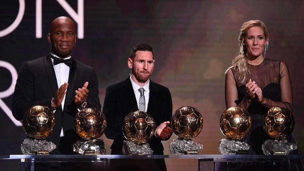 Leo Messi sigue haciendo historia