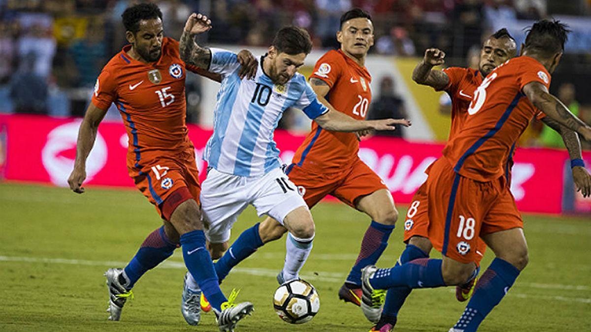 En el debut, Argentina enfrentará a Chile en el Monumental