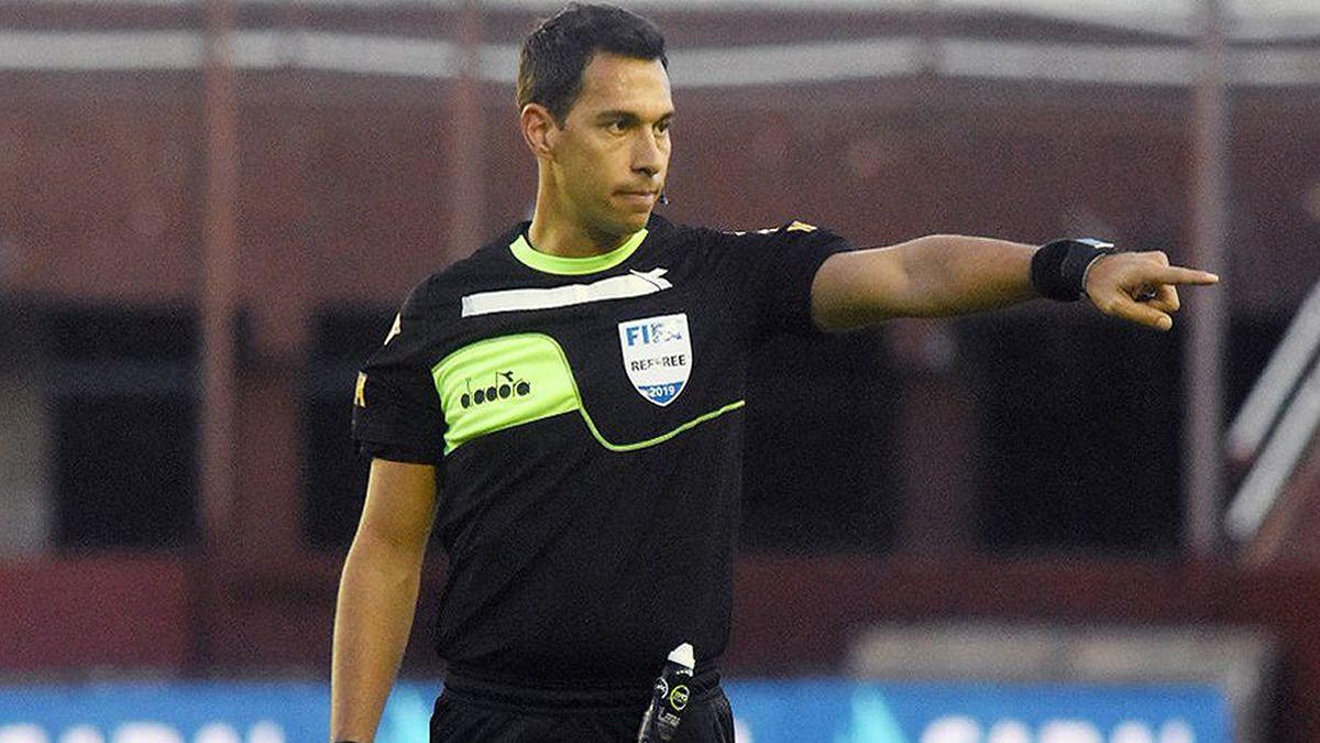 Se confirmó el árbitro de la final entre River y Central Córdoba