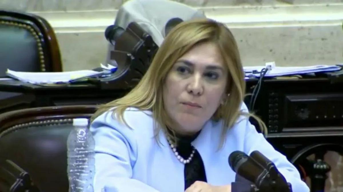 Beatriz Ávila se alejó del interbloque de Juntos por el Cambio