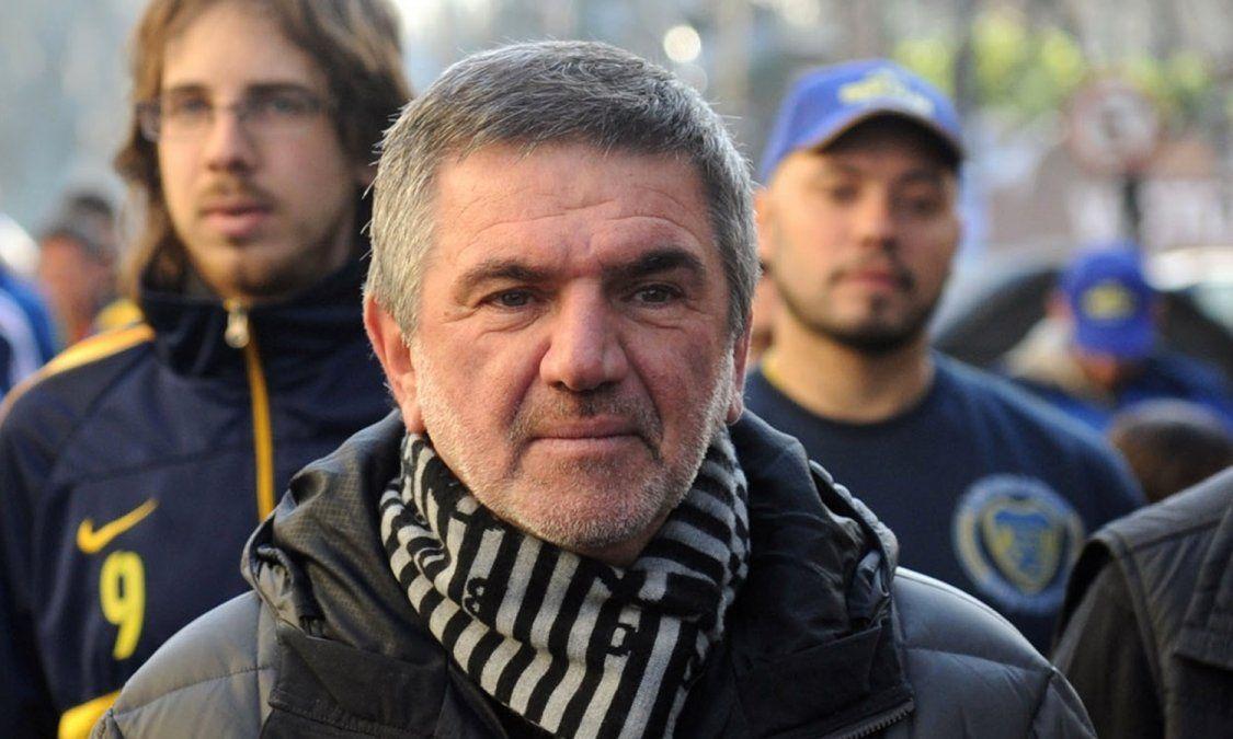 José Beraldi es candidato a Presidente de Boca.